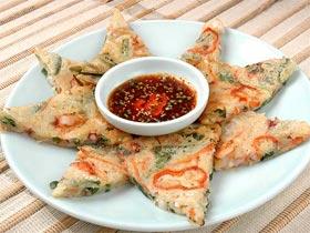 絶品韓国家庭料理チヂミ