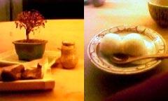 ひょうたんツギとデザート